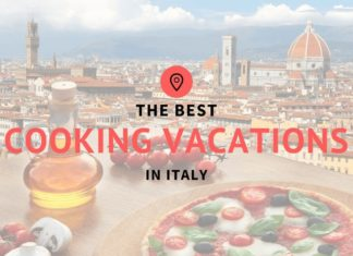 best cooking vacations in Italy