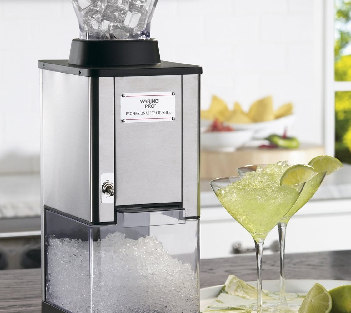 10 Best Crushed Ice Makers For Delicious Drinks And Desserts Nomlist
