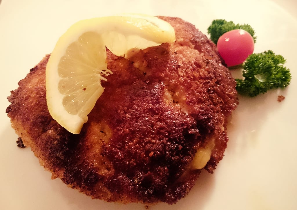 Schnitzel - Best Things to Eat in Europe