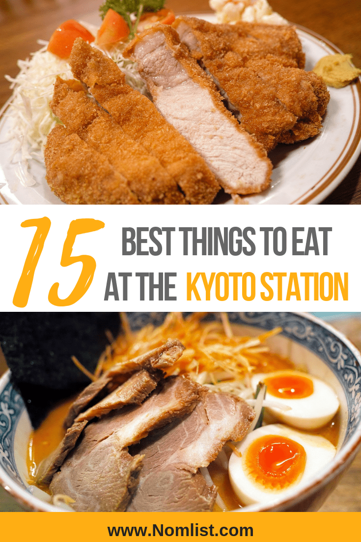 One of the most well-known stations is the Kyoto Station. So, if you're craving delicious food, you're going to want to know what to eat in Kyoto Station., here are our top 15 recommendations!  #delicious #kyoto #japan #japanesefood #japanesecuisine #kyotostation #travel #travelfood #japanfood #sushi #tempura #sushirecipe