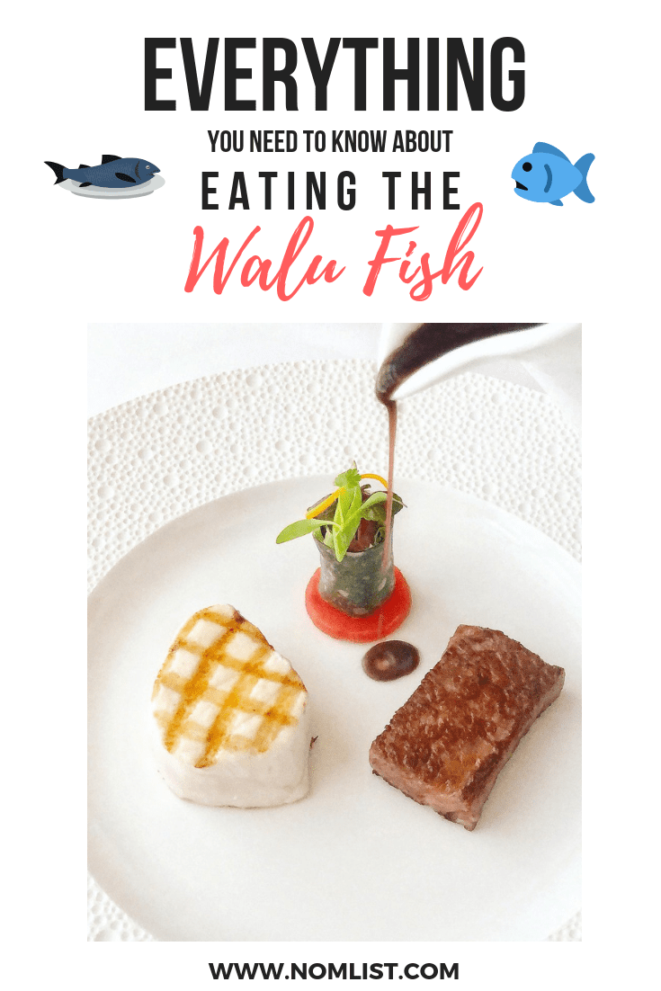 """Escolar is a type of snake mackerel. Sometimes it's under the name """"butterfish,"""" """"oilfish,"""" or """"waloo/walu."""" Here's our ultimate guide! #fish #fishes #escoolar #walu #butterfish #oilfish #oceanfish #fishing"""