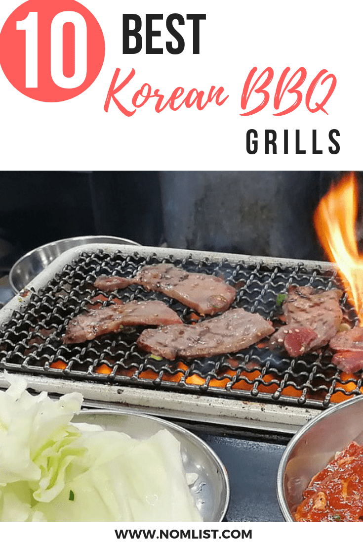 Looking to spice up your dinner routine? Check out the top rated table top grills for Korean BBQ and see how they will change your future dinner plans.  #koreanbarbecue #kbbq #bbq #barbecuegrills #grills #grilling #koreangrill #koreanrecipes #koreancooking #koreanfood