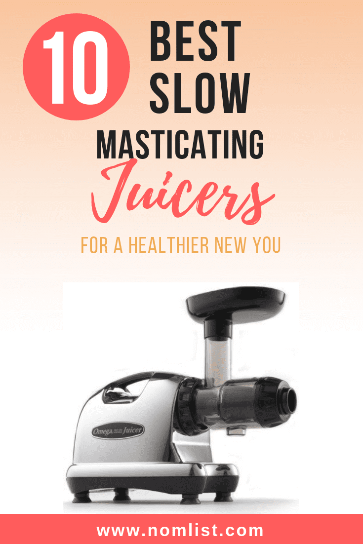 Choosing the right juicer can be intimidating with all the options for choice. Fear not, we did the homework for you and found the best slow masticating juicers on the market just for you. This is the ultimate guide so you can compare top rated masticating juicers for your next purchase. #juicer #juicing #juice #slowmasticating #slowmasticatingjuicer #juicerlife #healthy #healthyrecipes #healthyjuice #healthfood #kitchenappliances #kitchenware