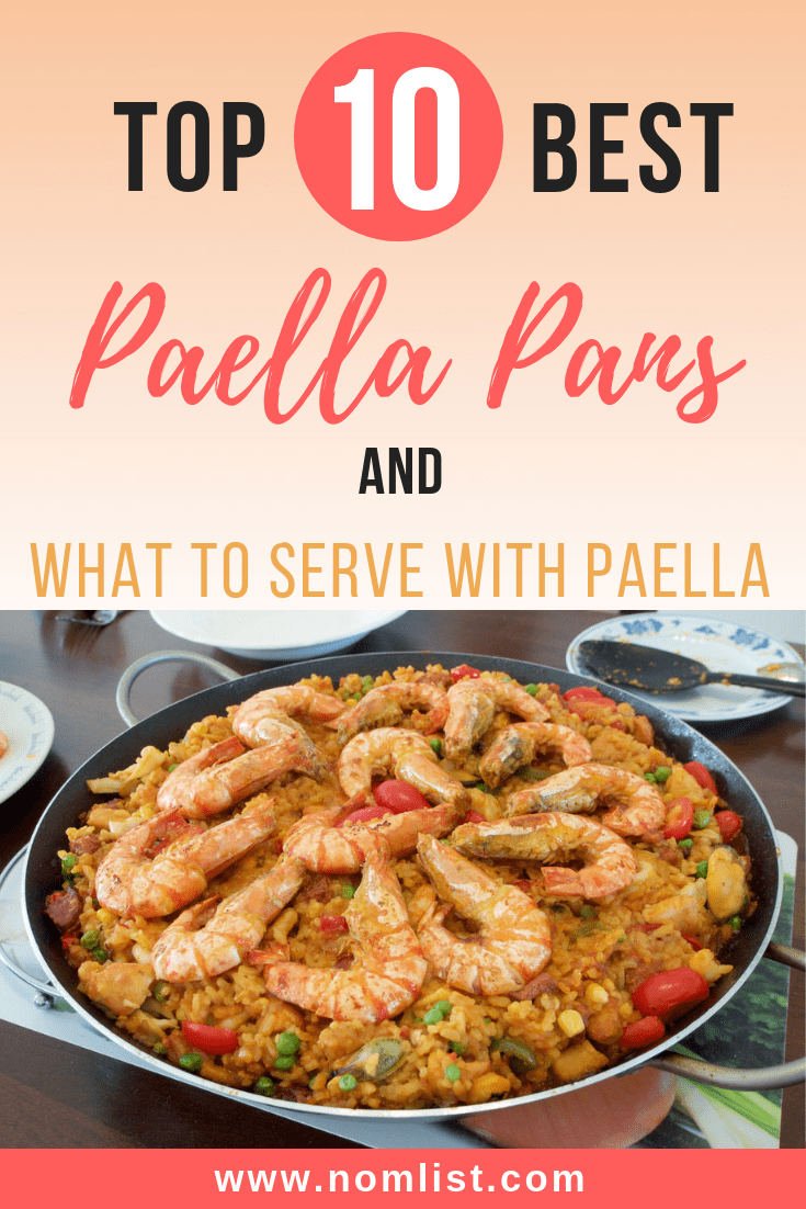 If you are hosting a large party where paella is not the main centerpiece, here are some other suggested dishes. #spanish #spanishrice #paella #paellarecipe #spanishfood #spain #travelfood #internationalfood #sidedishes #sidedish #sides #siderecipes #recipes