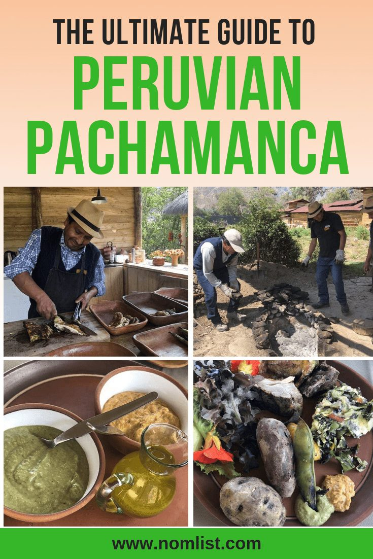 Peru has some of the most delicious food in the world, when you visit, you must try Peruvian Pachamanca!  #peruvian #peru #peruvianfood #perufood #pachamanca #barbecue #bbq #peruvianbbq #outdoor #travel #travelfood #peruviancuisine