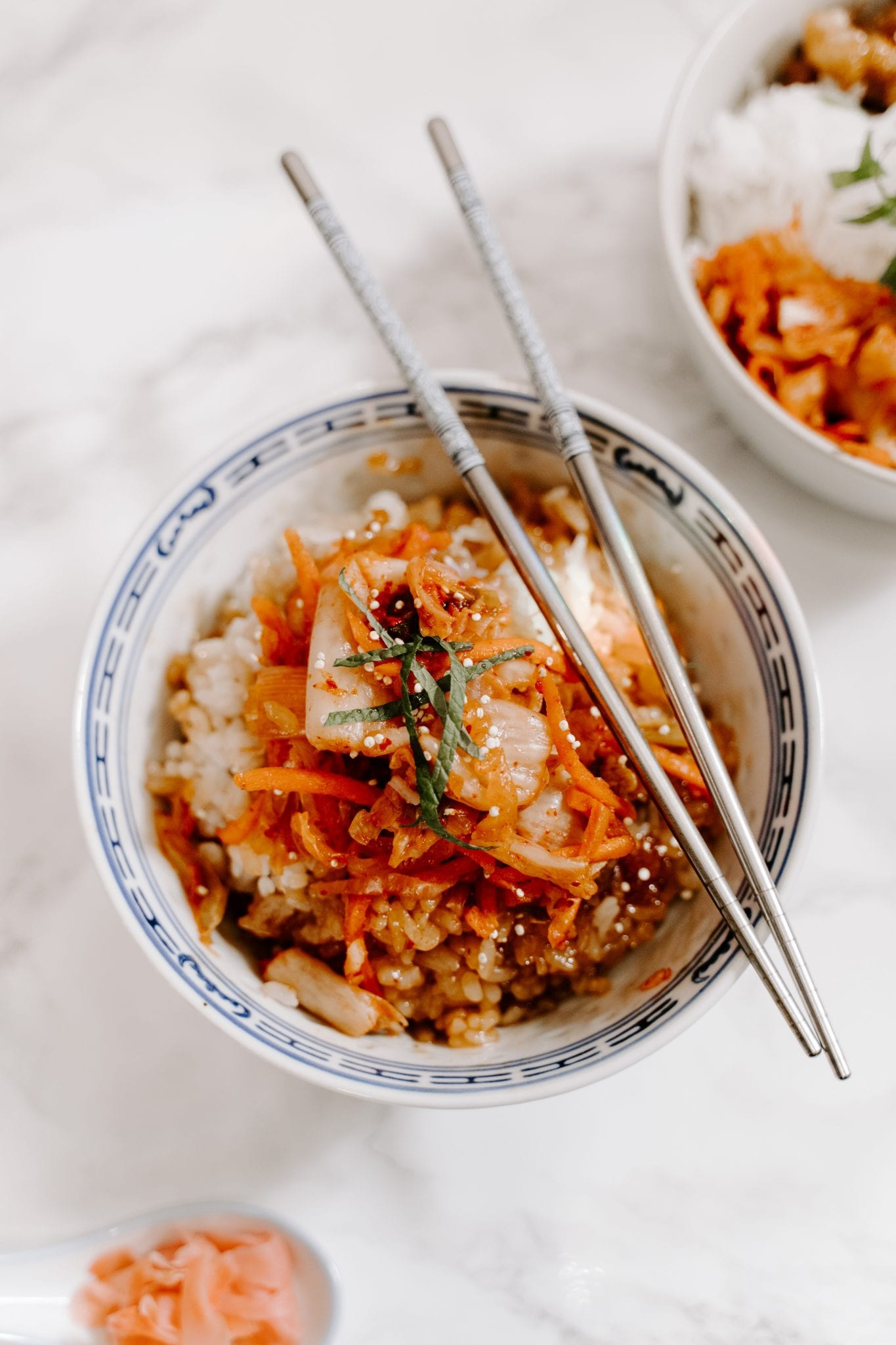"We're calling all our vegans to the table and giving you the Best 10 Vegan Korean Food Dishes! Make these at home, meal prep them, or even cook for a party! Even your meat loving friends will be saying, ""wow!""  #Korean #koreanbbq #koreanfood #vegan #veganfood #veganrecipes #koreanvegan #vegankorean #vegetables #healthy #healthyliving"