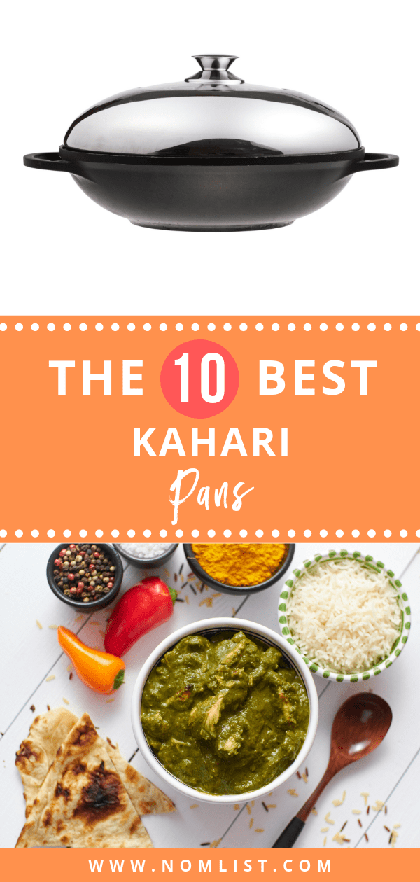 Because of its steep sides, the Karahi pan is ideal for deep frying different foods including potatoes, meats, fish, and sweets. We've put together a list of the top 10 best karahi pans selling at the moment. #pans #karahi #karahipans #cooking #cookware #kitchenware #pots #pan #fryingpan #kaharipan #deepfried #deepfrying