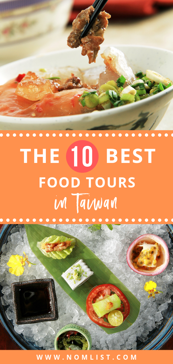 From upscale restaurants to busy night markets to tea plantations high in the mountains, Taiwan offers endless opportunities to learn about their cuisine. Here are the best food tours around Taiwan! #taiwan #Taiwanese #taiwanesefood #taiwanfood #culinaryvacation #worldfood #travelfood