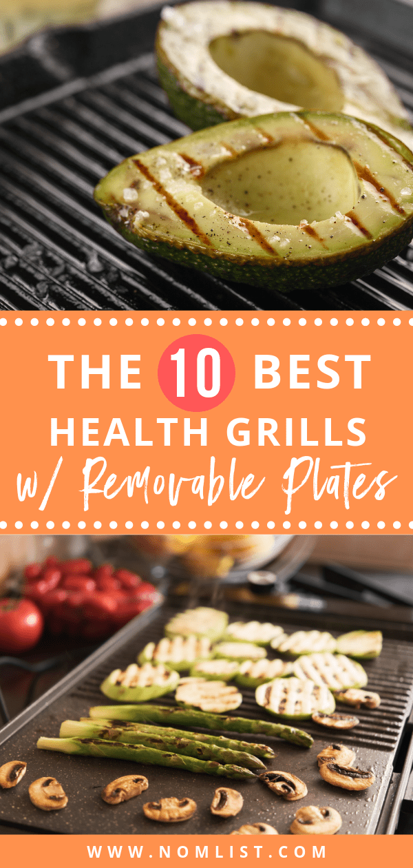 No one wants to spend more time than necessarily doing dishes after a delicious meal! Here are our top picks for the Best Health Grills with Removable Plates #healthy #health #healthgrill #healthygrill #georgeforeman #georgeforemangrill #grilling #bbq #barbecue #healthfood #kitchenappliances #kitchenware #kitchentoolsNo one wants to spend more time than necessarily doing dishes after a delicious meal! Here are our top picks for the Best Health Grills with Removable Plates #healthy #health #healthgrill #healthygrill #georgeforeman #georgeforemangrill #grilling #bbq #barbecue #healthfood #kitchenappliances #kitchenware #kitchentools