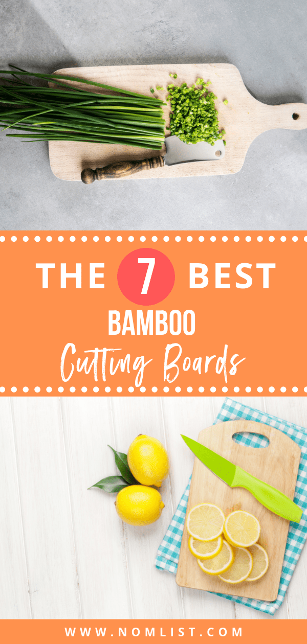 Are you constantly cooking? Then you must have a bamboo cutting board for your collection, here are our top picks! #bamboo #cuttingboard #kitchen #cutting #knives #kitchenknives #cutlery #cuttingboards #bamboo #bambookitchen