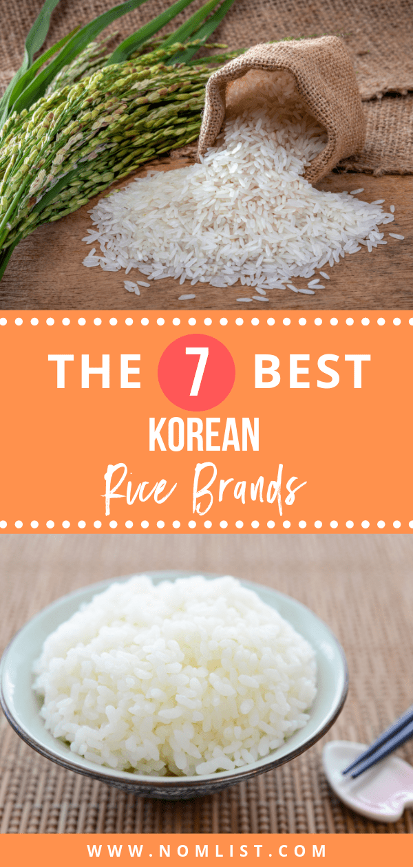 The most important thing overall though, is to make sure you are using a good quality rice. We have made list of the best seven brands of premium Korean rice so you'll have a perfect starting point no matter what dish you want to make!#rice #ricebrands #koreanrice #allaboutrice #ricebrand #korearice