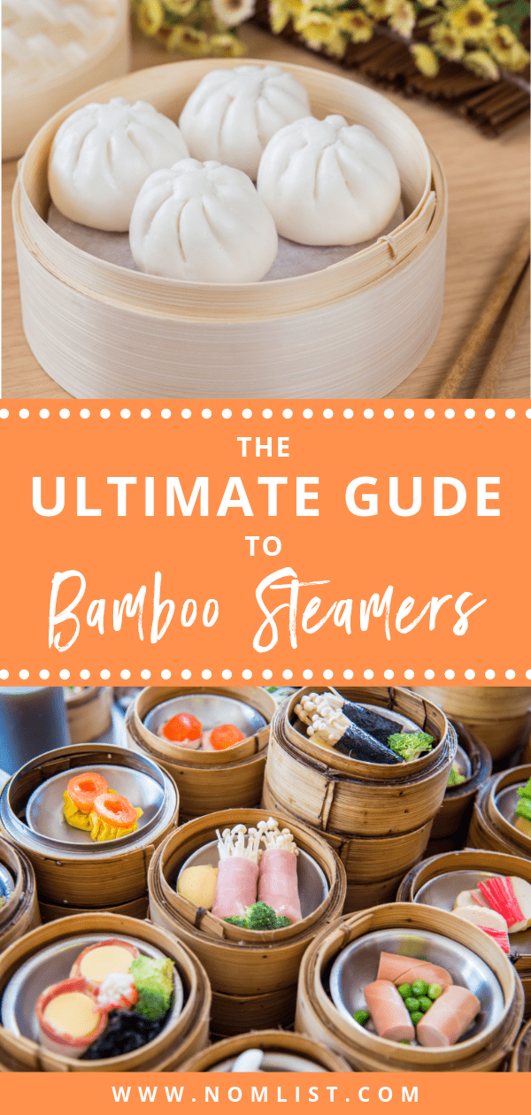 If you ever had Chinese dim sum on a Sunday mid-morning, then you're definitely familiar with the scrumptious delicacies a bamboo steamer can yield. Now, you can actually cook these mouth-watering delights and other steamed cuisines with these best bamboo steamers on the market!  #bamboosteamer #steamer #steamers #dumplings #dumplingrecipes #chinesefood #chineserecipes #steameddumplings #steamedfood #steamedrecipes #bambookitchen