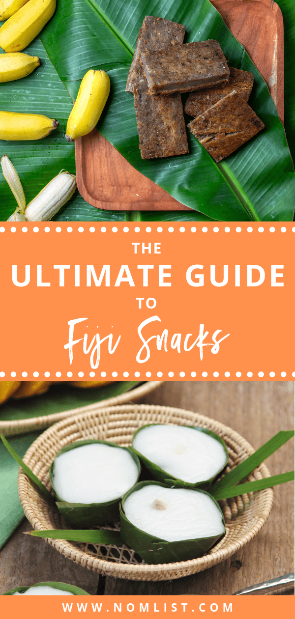 There are some amazing snacks that are only available in Fiji, here's a list of some that you must try when you visit! #fiji #fijianfood #fijifood #tropical #tropicalsnacks #homemade #snacks #fijian #islandfood #islandflavor