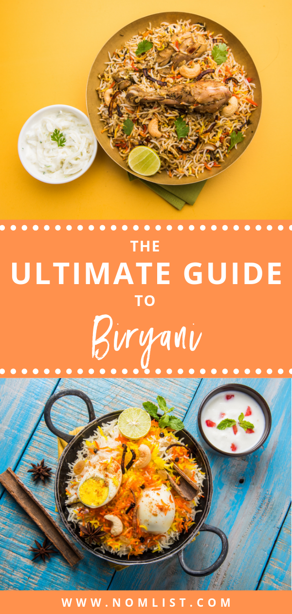 We've got everything you need to know about biryani in the ultimate guide to biryani, including recipes, best rice, spices, and where to buy your own biryani cooking pots! #biryani #indian #indianfood #indiancooking #indianrice #indianbiryani #biryanirecipe #indianrecipes