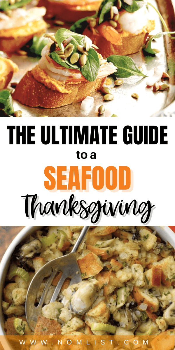 #thanksgiving #seafood #recipes #seafoodrecipes #thanksgivingrecipes #recipes #seasonal #autumn #fallfood