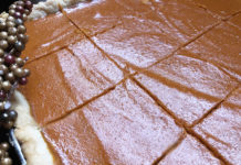 Pumpkin Slab Pie - 1