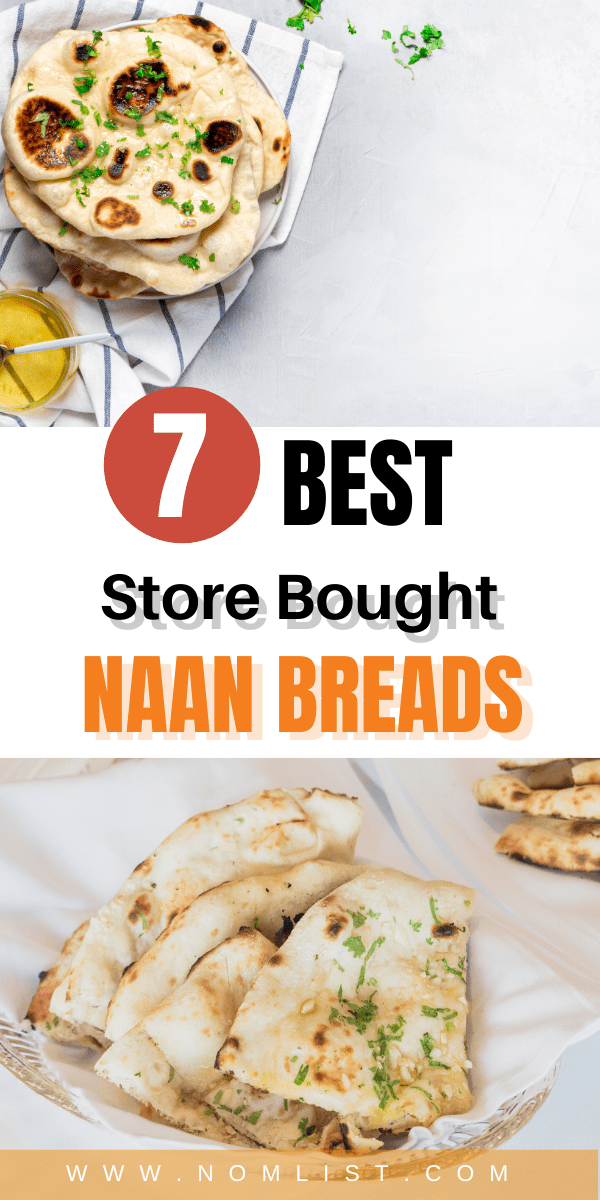 Want delicious Indian naan at home? Check out these best store bought naan breads that will satisfy your Indian carb cravings.