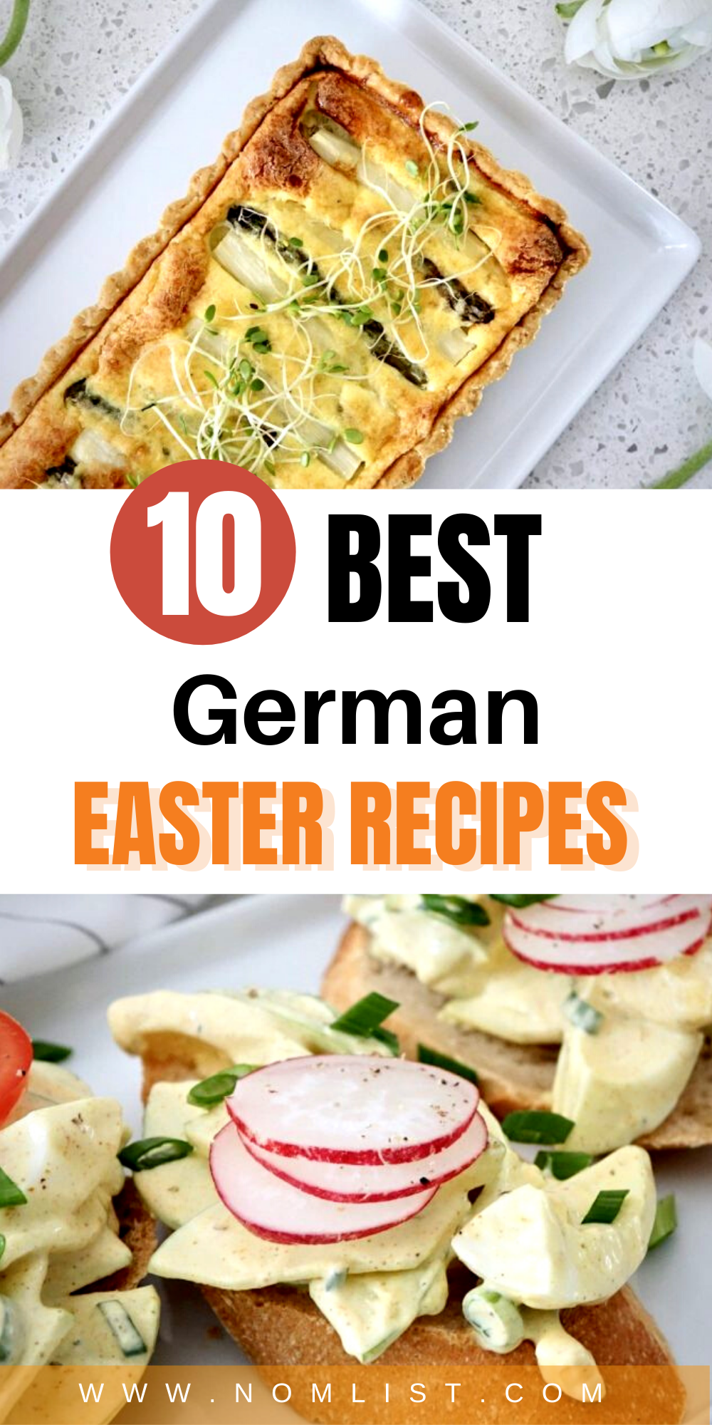 It's time to celebrate Easter with a new kind of cuisine. These delicious German Easter Recipes are a great way to please the whole family with a new twist. You can even make them any time of the year. If you love pastries, baked goods, and eggs, you need to check out the Best German Easter Recipes.