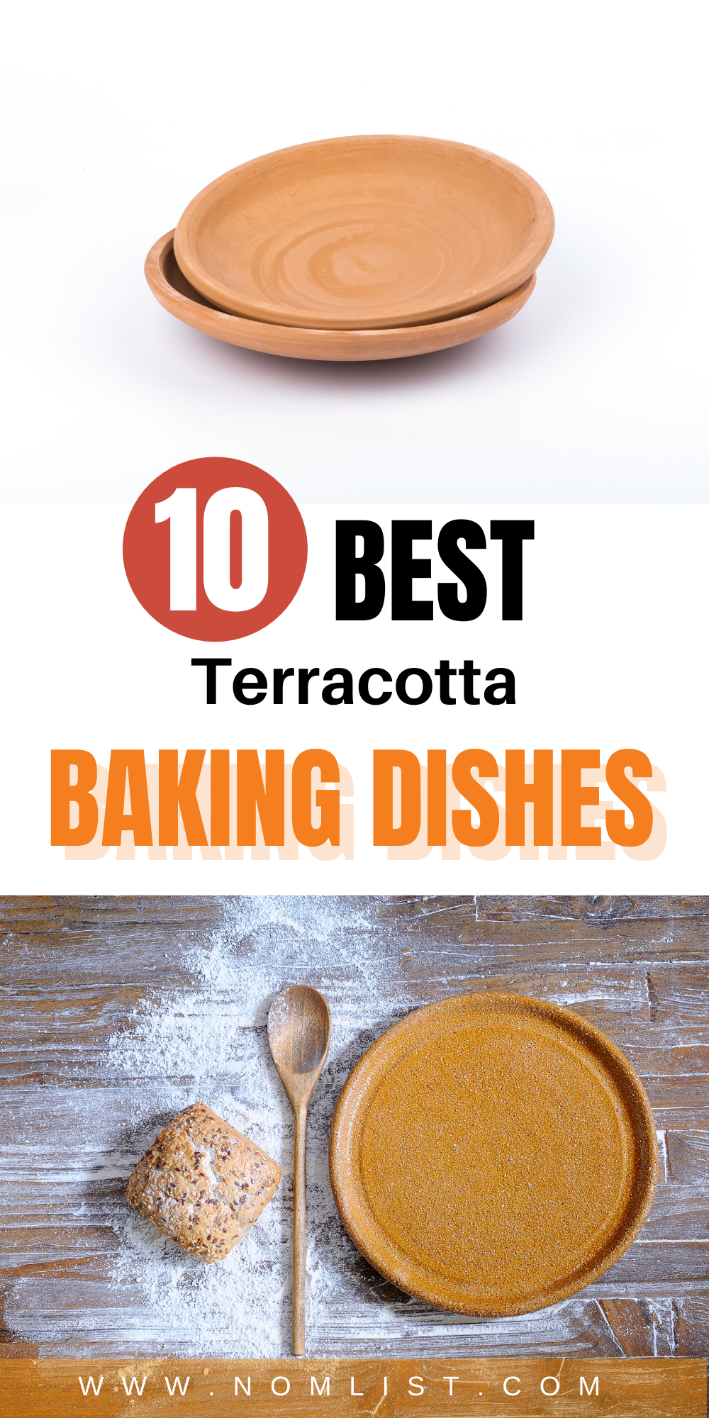 If you want even baking for your home cooking, look no further. Terracotta baking dishes are the best way to get some of the trickiest baked goods to cook perfectly. Whether you're cooking your favorite Indian recipes or looking to try out a Mediterranean bread, check out the best terracotta baking dishes here!