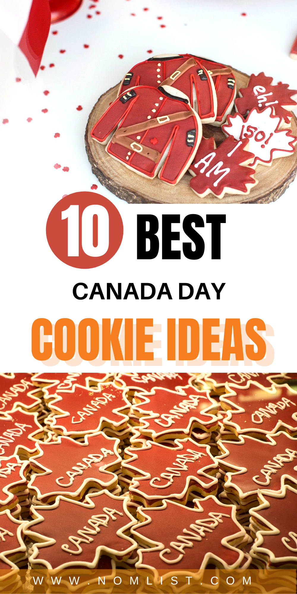 Candians, it's time to celebrate Canada Day the right way! These incredible cookie decorating ideas and recipes are sure to show-stop on your favorite holiday. See which Canada Day Cookies made the top list!
